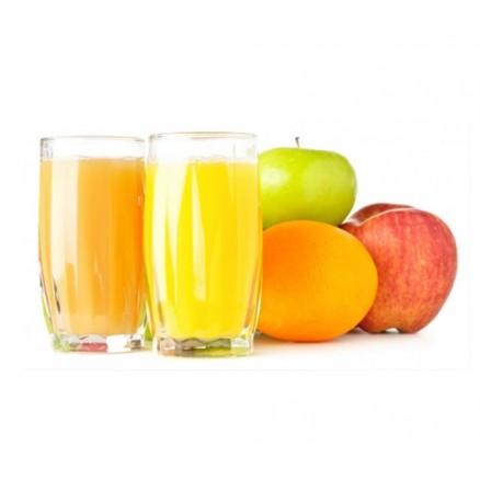 Jus de fruits (Ananas/abricot/ orange/ pomme/ lychee )