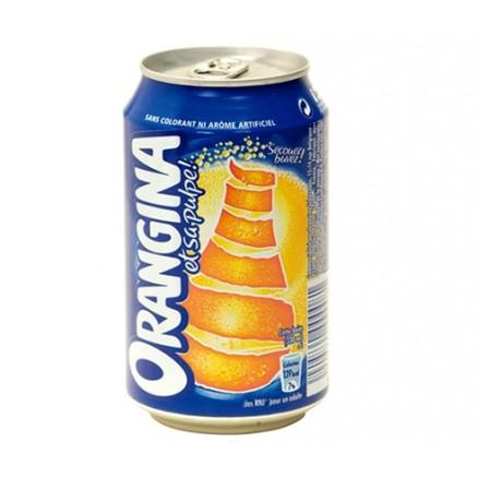 Orangina, Ice tea