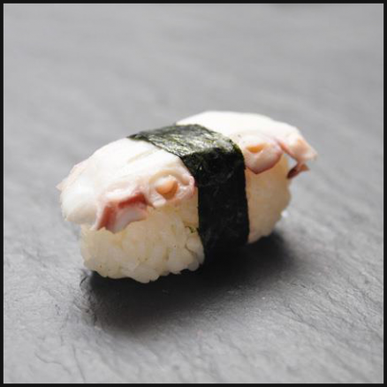 SUSHI POULPE
